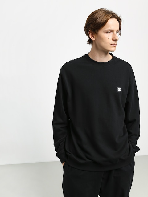 DC Rebel Crew 3 Sweatshirt (black)