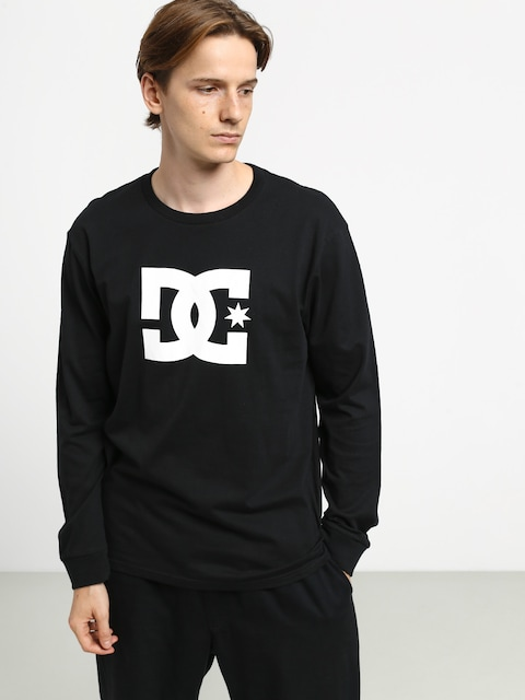 DC Star Longsleeve (black/white)
