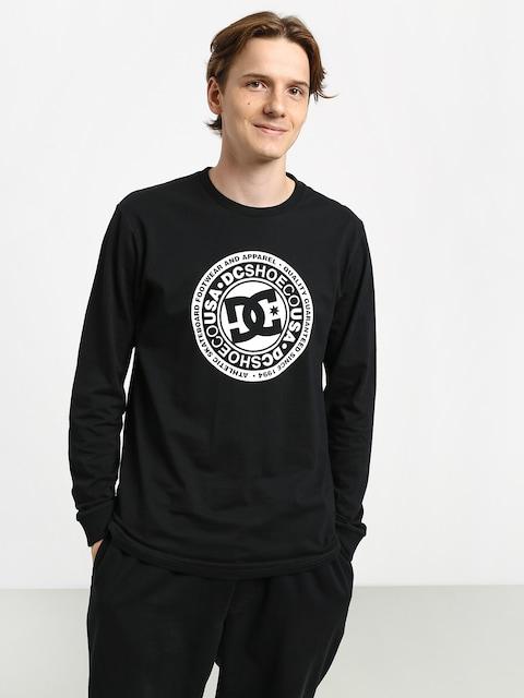 DC Circle Star Longsleeve (black/white)