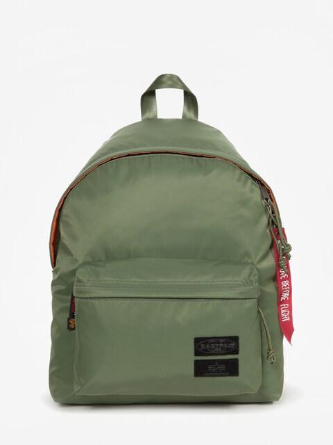 Eastpak Alpha Industries Padded Pak R Backpack (alpha dark green)
