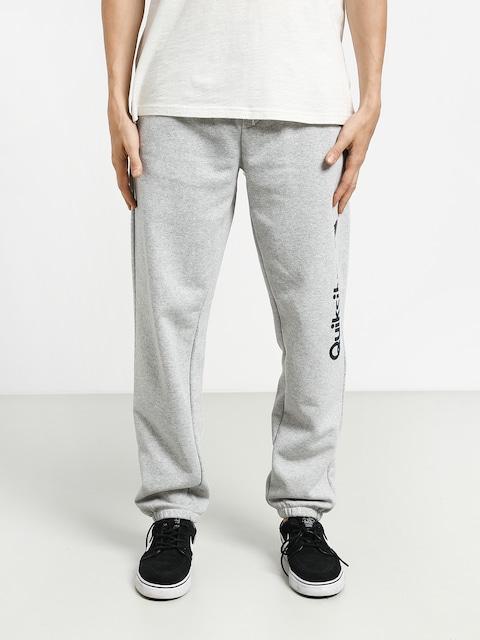 Quiksilver Track Pant Screen Pants (light grey heather)