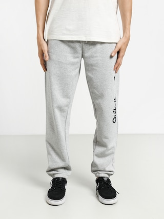Quiksilver Track Pant Screen Pants (light grey heather)