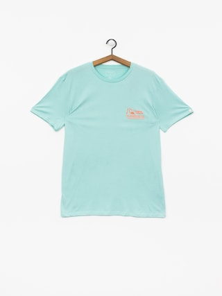 Quiksilver Daily Wax T-shirt (pastel turquoise)