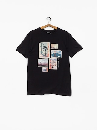 Quiksilver Island Location T-shirt (black)