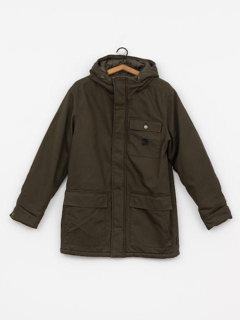 DC Canongate Jacket (dark olive)