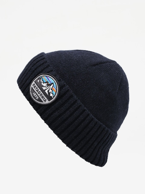 Patagonia Brodeo Beanie (fitz roy scope/navy blue)