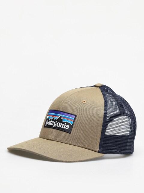 Patagonia P 6 Logo Trucker ZD Cap (sage khaki)