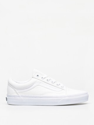 Vans Old Skool Shoes (true white)