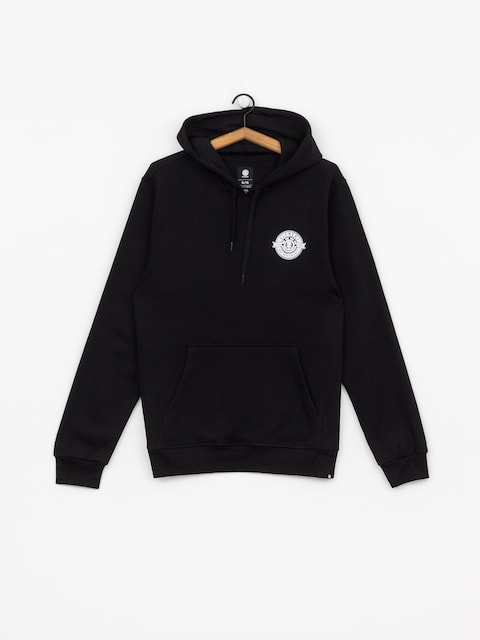 Element Medallian HD Hoodie (flint black)