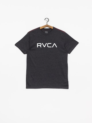 RVCA Big Rvca Vintage T-shirt (charcoal heathe)