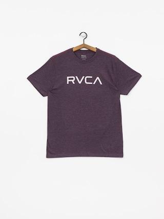 RVCA Big Rvca Vintage T-shirt (dark violet)