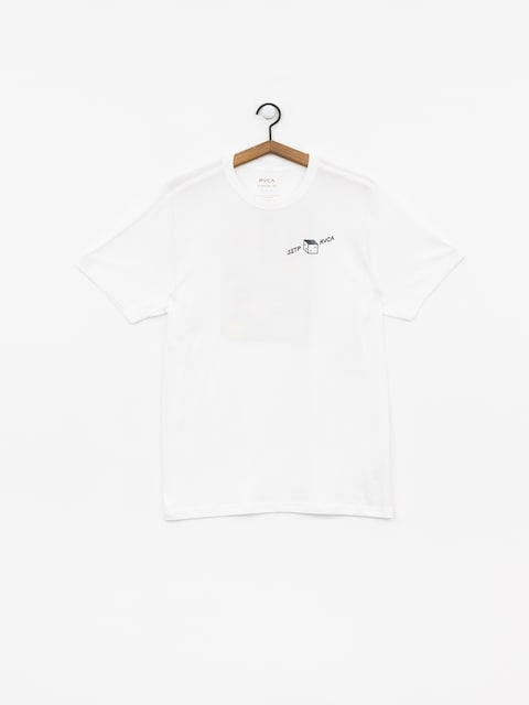 RVCA Smith Street T-shirt (white)