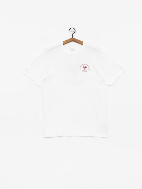 RVCA No Fight T-shirt (white)