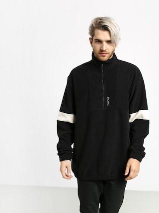 Volcom Trekker Sherpa Crew Sweatshirt (black)