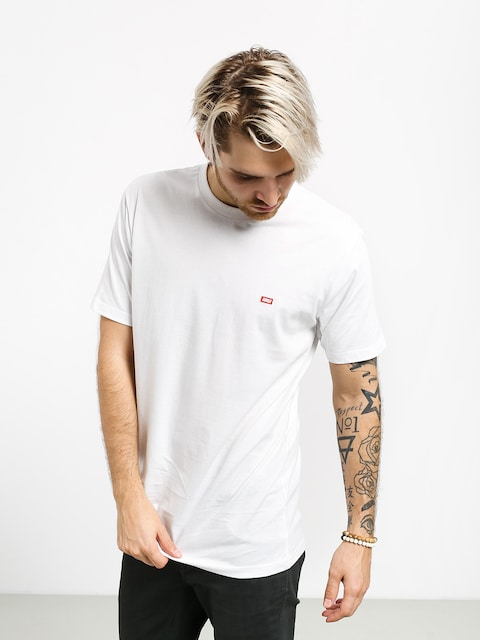 Koka Basic Label T-shirt (white)