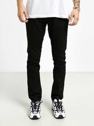 DC Worker Straight Pants (black rinse)