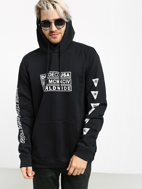 DC Point Perspecti Sweatshirt (black)