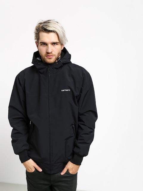 Carhartt WIP Hooded Sail Jacket (black/white)