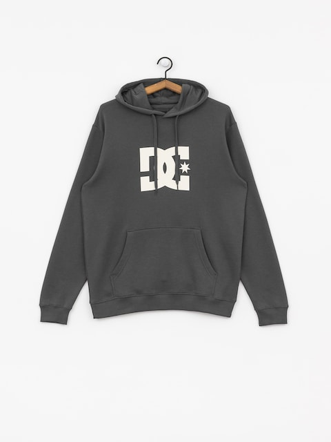 DC Star HD Hoodie (dark olive/antique w)