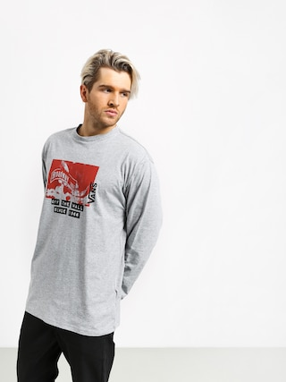 Vans X Baker Longsleeve (athletic heather)