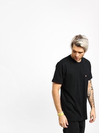 Koka Basic Label T-shirt (black)