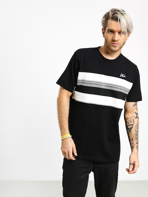Koka Beach T-shirt (black)