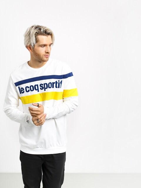 Le Coq Sportif Saison Crew N1 Sweatshirt (n o w/blue depth)