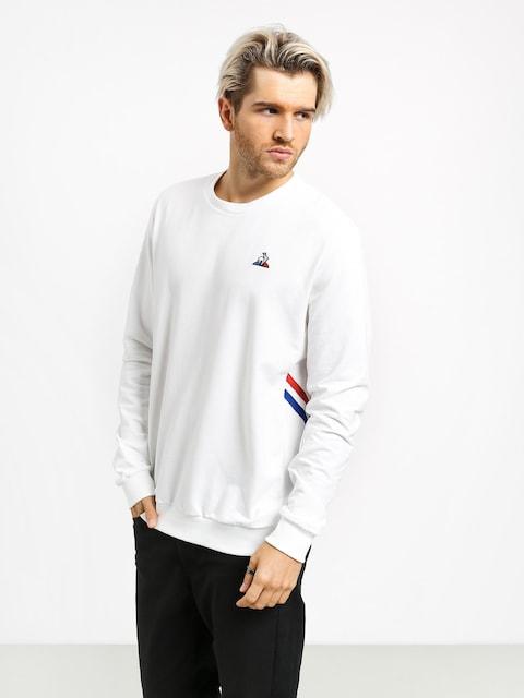 Le Coq Sportif Crew N2 Sweatshirt (new optical white)
