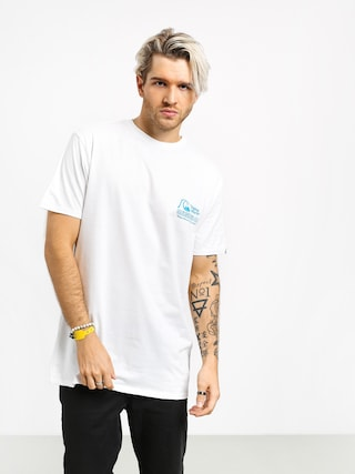 Quiksilver Daily Wax T-shirt (white)