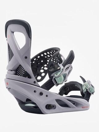 Burton Lexa Snowboard bindings Wmn (lilac gray)