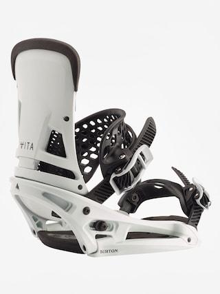 Burton Malavita Est Snowboard bindings (frost)