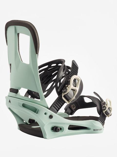 Burton Cartel Snowboard bindings (blue haze)
