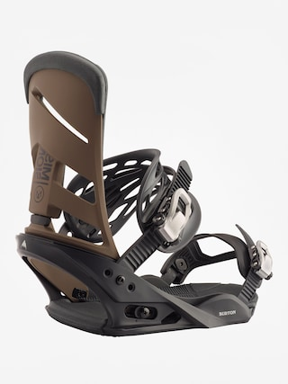 Burton Mission Snowboard bindings (black/mocha)