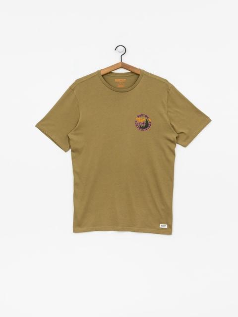 Burton Mill Pond T-shirt (martini olive)