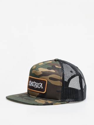 Emerica Interlude Trucker ZD Cap (camo)