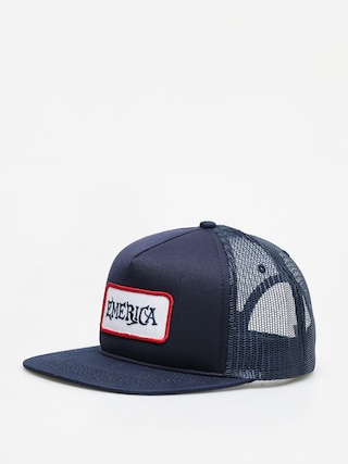 Emerica Interlude Trucker ZD Cap (navy)
