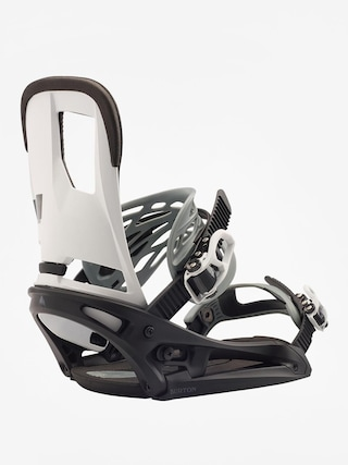 Burton Cartel Est Snowboard bindings (black/white)