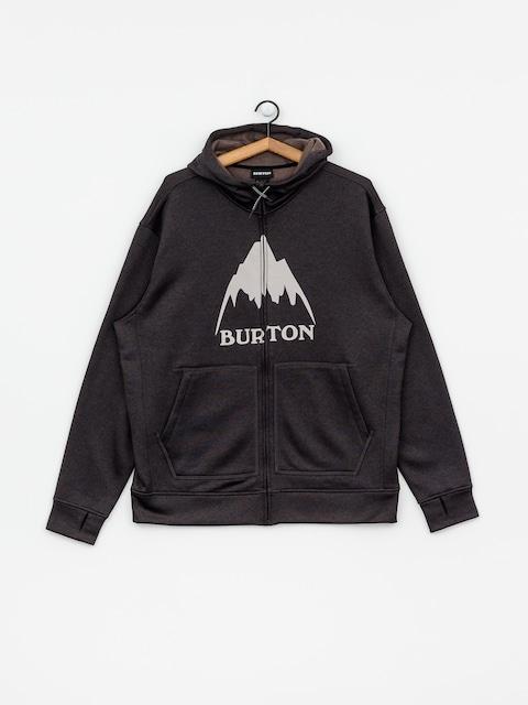 Burton Oak ZHD Hoodie (mtn true blk htr)