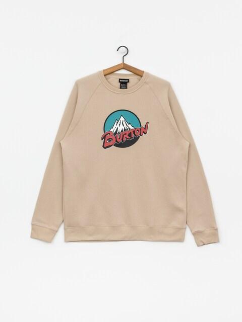 Burton Retro Mtn Crew Sweatshirt