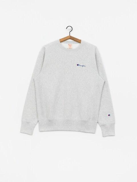 Champion Premium Reverse Weave Crewneck Left Chest Logo Sweatshirt