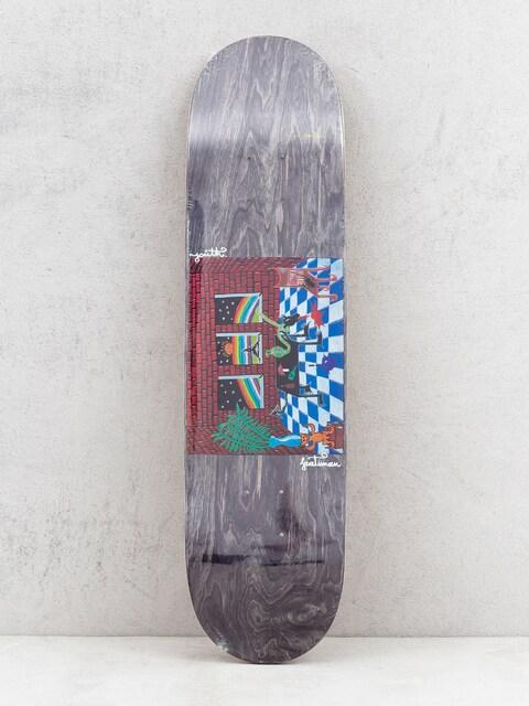 Youth Skateboards Mroczny Ojciec Deck (grey)