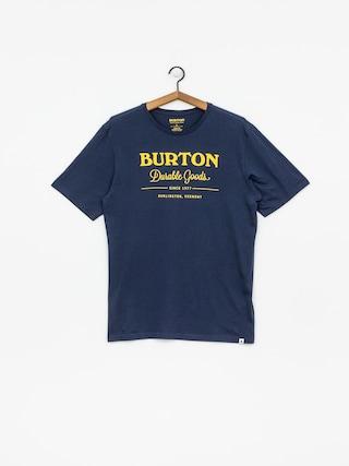 Burton Durable Goods T-shirt (dress blue)