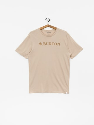 Burton Horizontal Mtn T-shirt (plaza taupe)