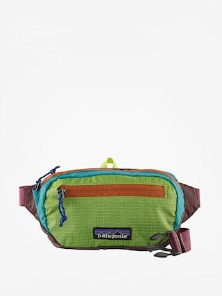 Patagonia Ultralight Black Hole Mini Bum bag (patchwork/peppergrass green)