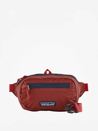 Patagonia Ultralight Black Hole Mini Bum bag (rincon red)