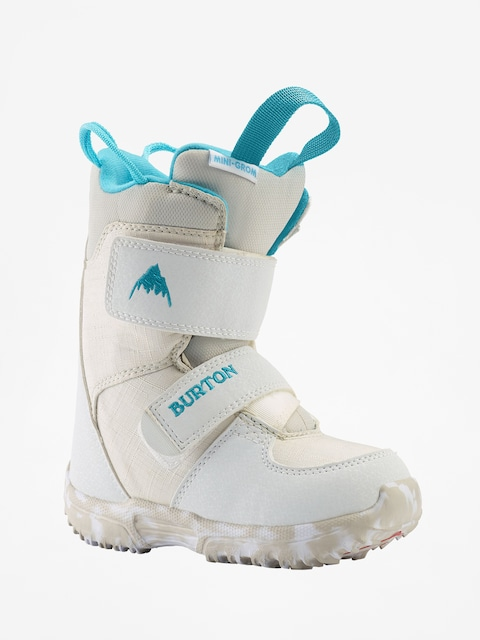 Burton Mini Grom Snowboard boots (white)