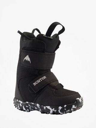 Burton Mini Grom Snowboard boots (black)