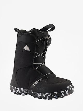 Burton Grom Boa Snowboard boots (black)