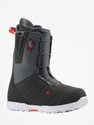 Burton Moto Snowboard boots (gray/red)