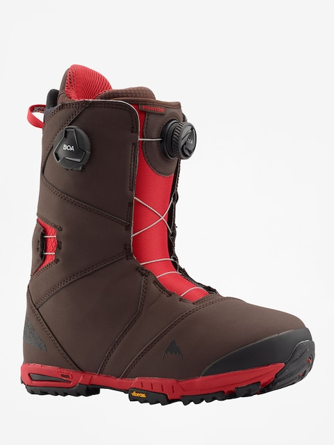 Burton Photon Boa Snowboard boots (brown/red)